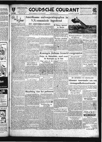 Goudsche Courant 1952-04-25