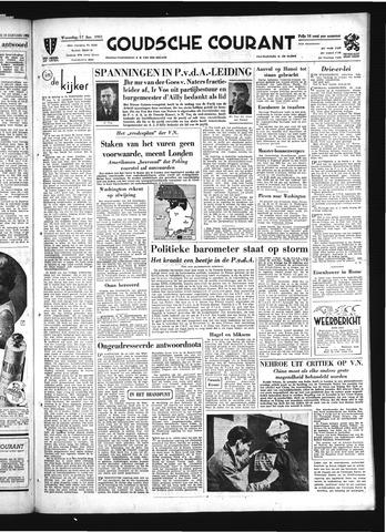 Goudsche Courant 1951-01-17