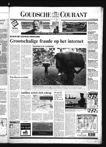 Goudsche Courant 2000-08-22