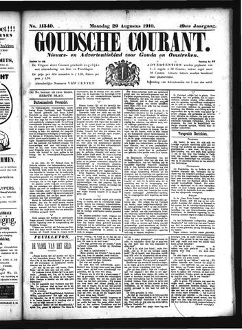 Goudsche Courant 1910-08-29