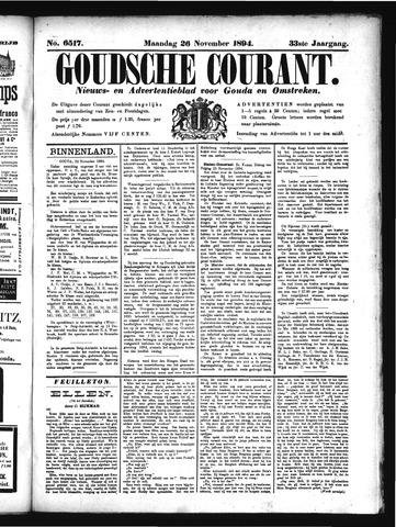 Goudsche Courant 1894-11-26