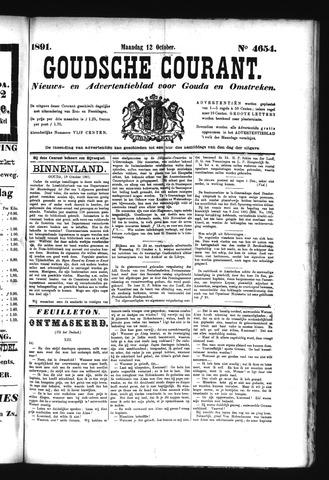 Goudsche Courant 1891-10-12