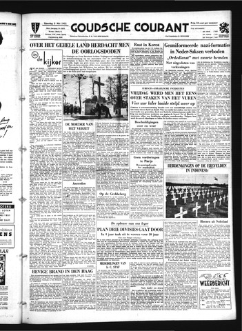 Goudsche Courant 1951-05-05