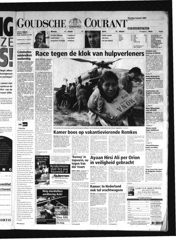 Goudsche Courant 2005-01-04