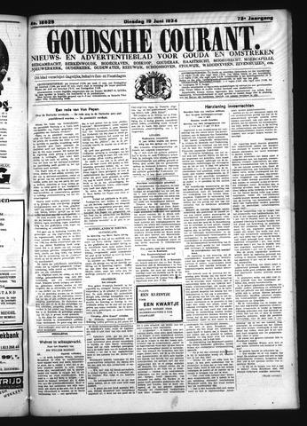 Goudsche Courant 1934-06-19