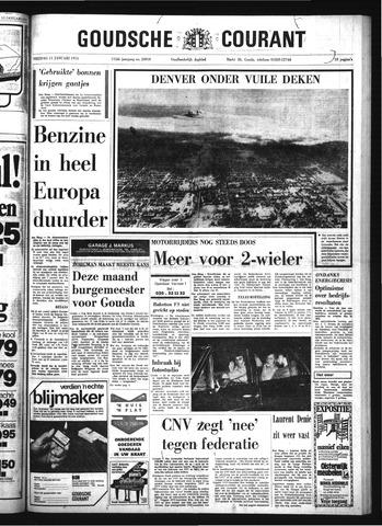 Goudsche Courant 1974-01-11
