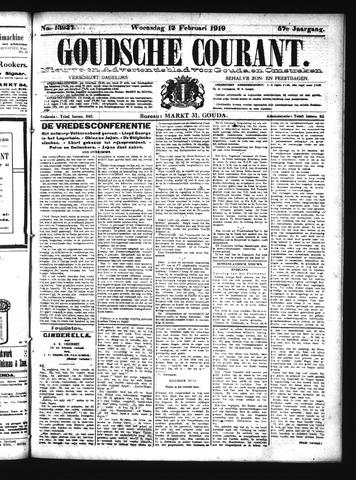 Goudsche Courant 1919-02-12