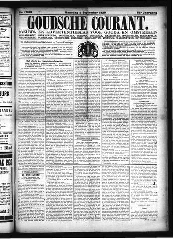 Goudsche Courant 1929-09-02