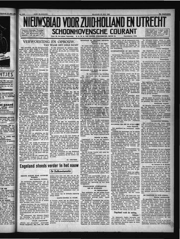 Schoonhovensche Courant 1940-07-29