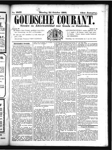Goudsche Courant 1905-10-24