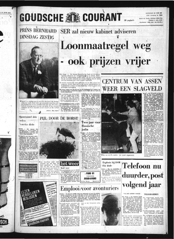 Goudsche Courant 1971-06-26