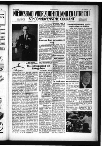 Schoonhovensche Courant 1953-06-29