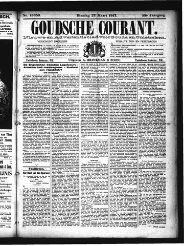 Goudsche Courant 1917-03-27