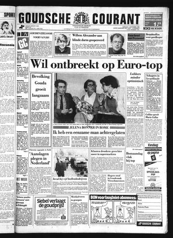 Goudsche Courant 1985-12-03