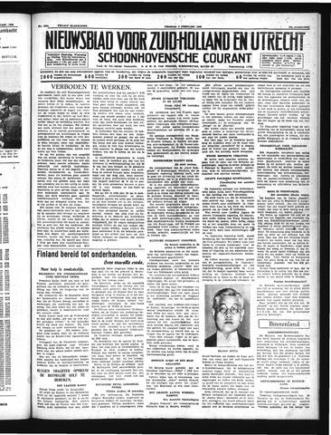 Schoonhovensche Courant 1940-02-02