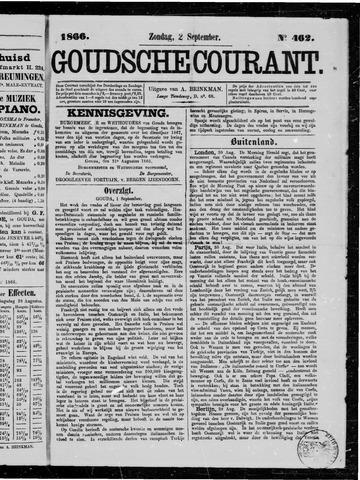 Goudsche Courant 1866-09-02