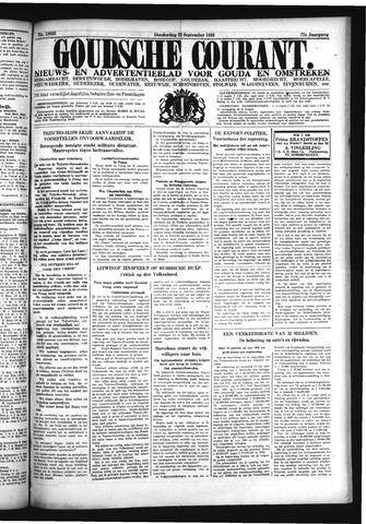 Goudsche Courant 1938-09-22