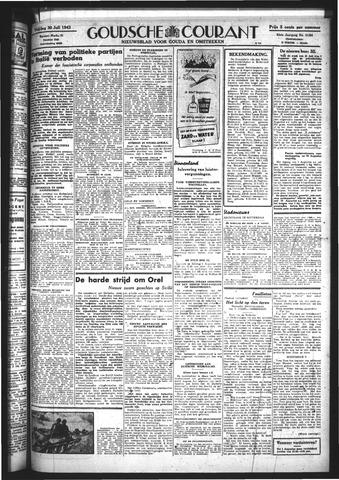 Goudsche Courant 1943-07-30