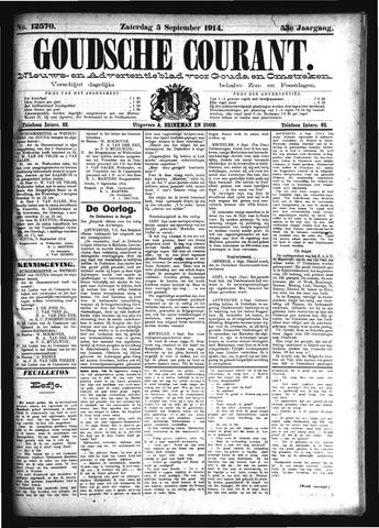 Goudsche Courant 1914-09-05