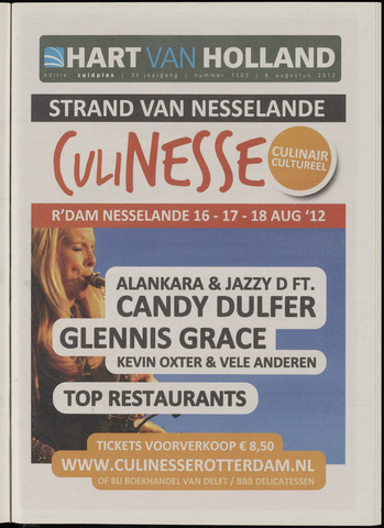 Hart van Holland - Editie Zuidplas 2012-08-08