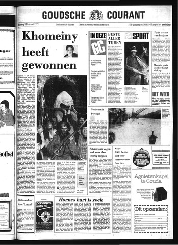 Goudsche Courant 1979-02-12