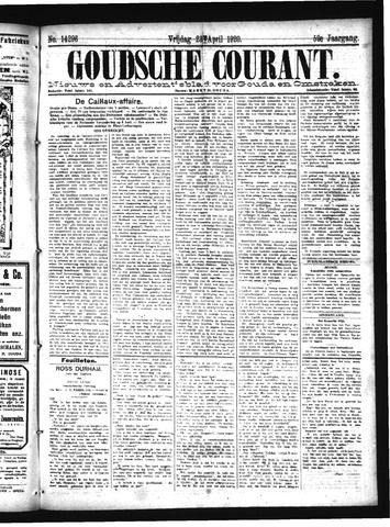 Goudsche Courant 1920-04-23