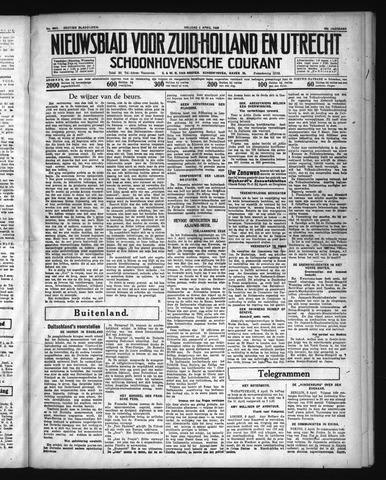 Schoonhovensche Courant 1936-04-03