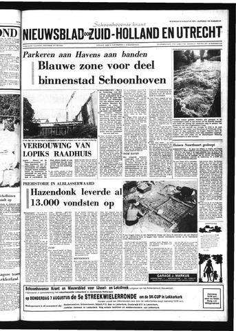Schoonhovensche Courant 1975-08-06