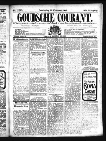 Goudsche Courant 1912-02-22