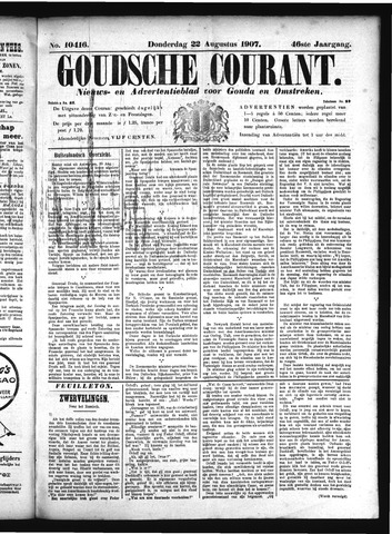 Goudsche Courant 1907-08-22