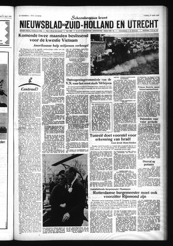 Schoonhovensche Courant 1965-04-23