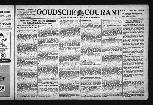 Goudsche Courant 1944-10-05