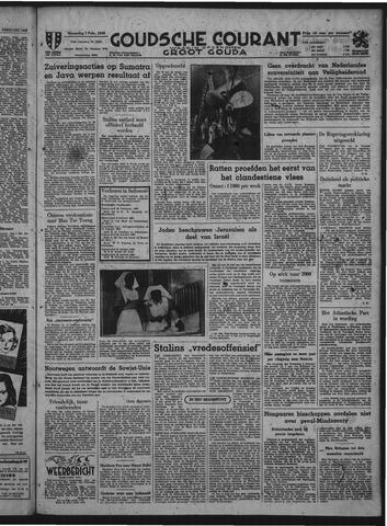 Goudsche Courant 1949-02-02