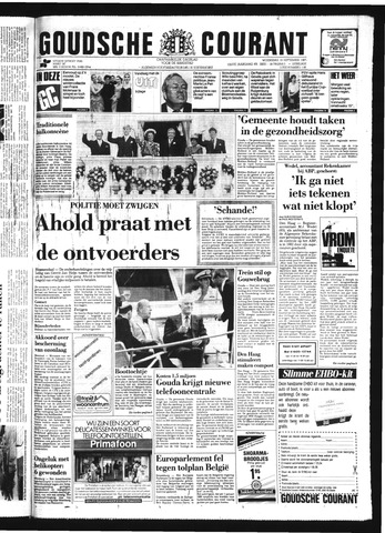 Goudsche Courant 1987-09-16