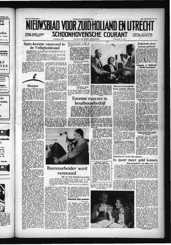 Schoonhovensche Courant 1956-09-26