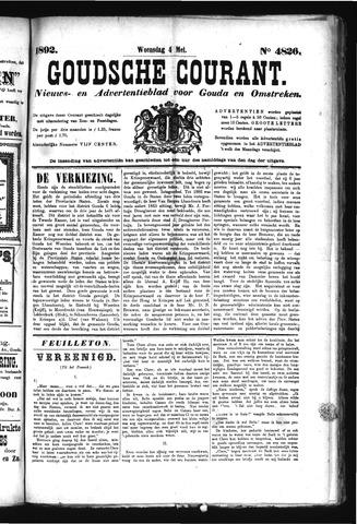 Goudsche Courant 1892-05-04