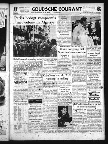 Goudsche Courant 1960-01-26