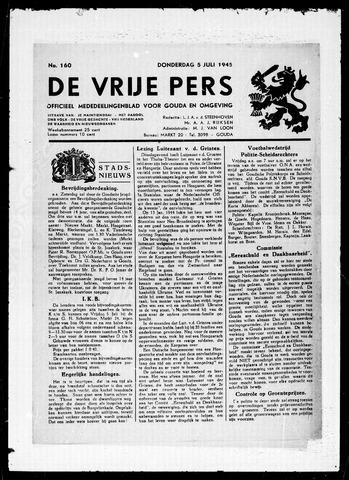 De Vrije Pers 1945-07-05