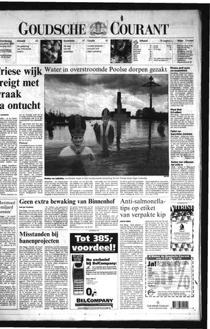Goudsche Courant 2001-08-02