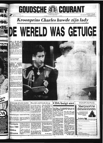 Goudsche Courant 1981-07-29