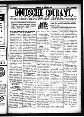 Goudsche Courant 1931-01-06