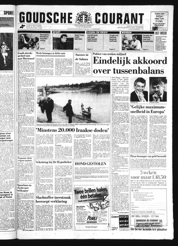 Goudsche Courant 1991-02-19