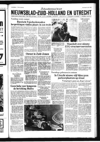 Schoonhovensche Courant 1968-07-29