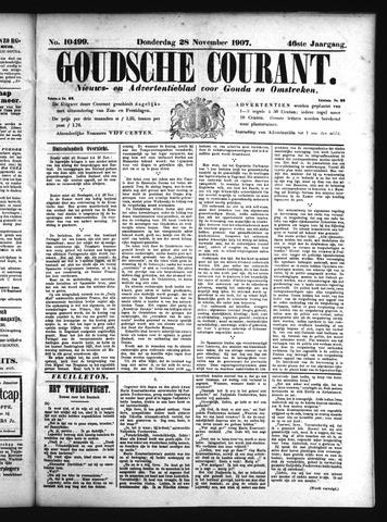Goudsche Courant 1907-11-28