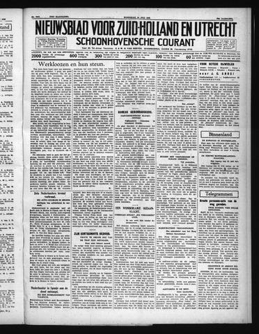 Schoonhovensche Courant 1938-07-20