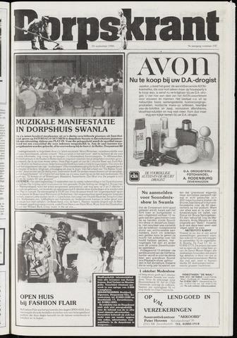 Dorpskrant 1986-09-24