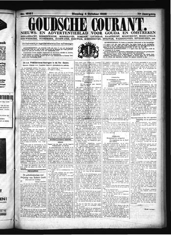 Goudsche Courant 1932-10-04