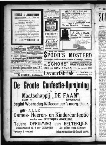 Schoonhovensche Courant 1921-12-05