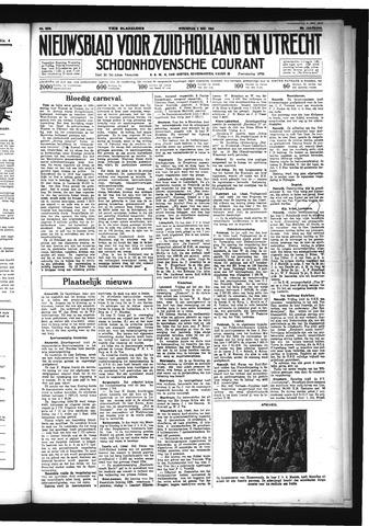 Schoonhovensche Courant 1934-05-02