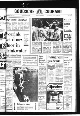 Goudsche Courant 1974-07-04
